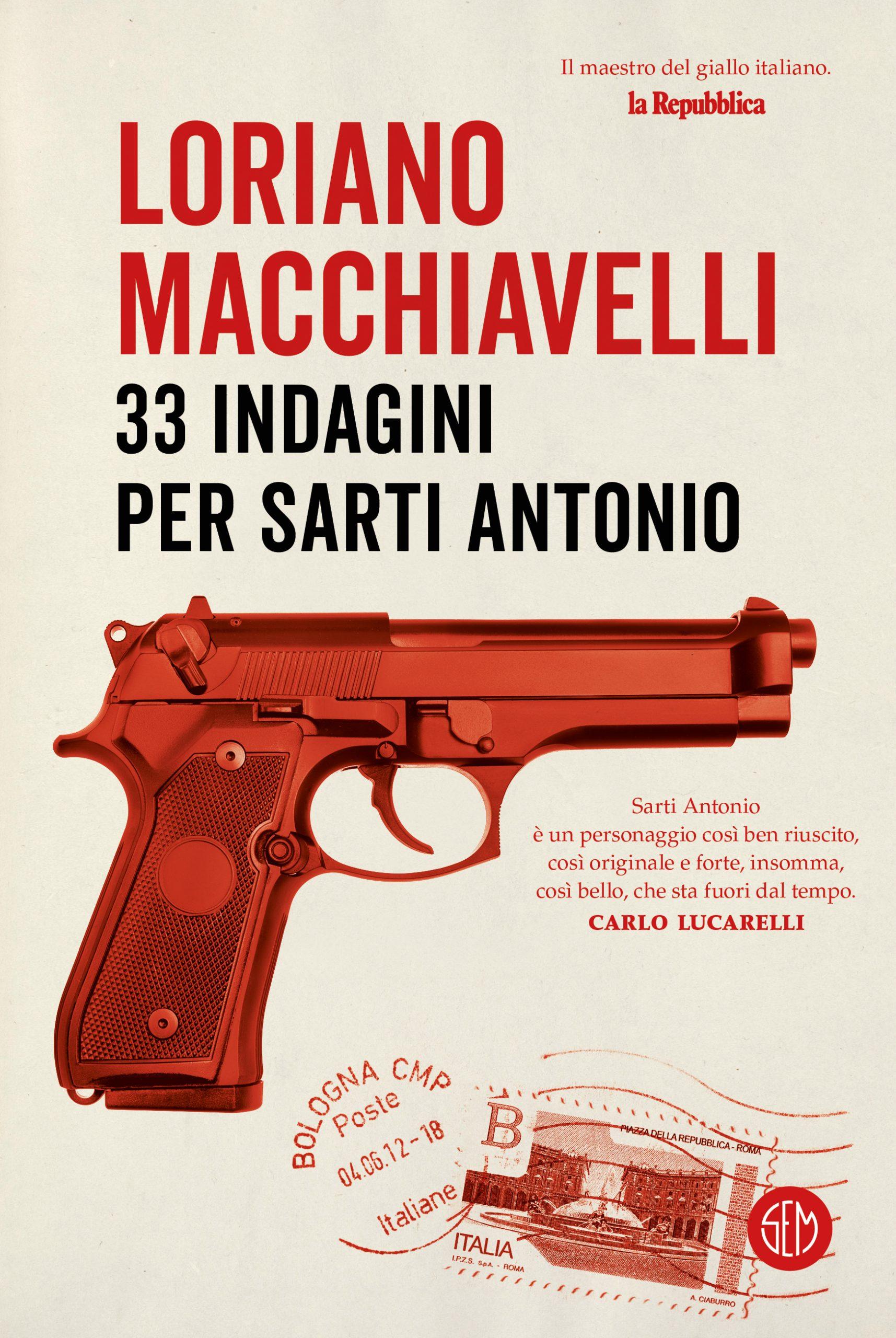 33 Indagini per Sarti Antonio