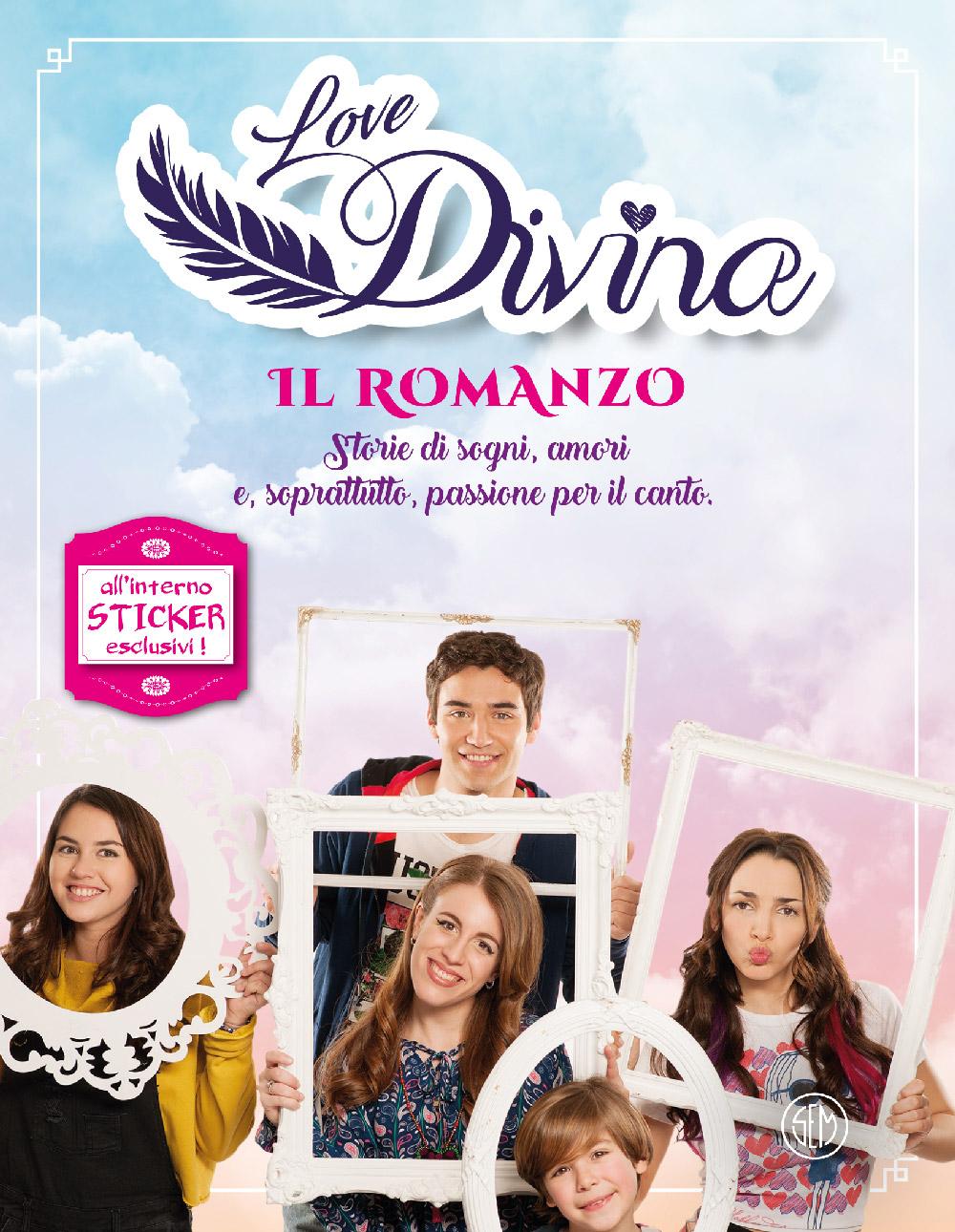 Love Divina – Romanzo