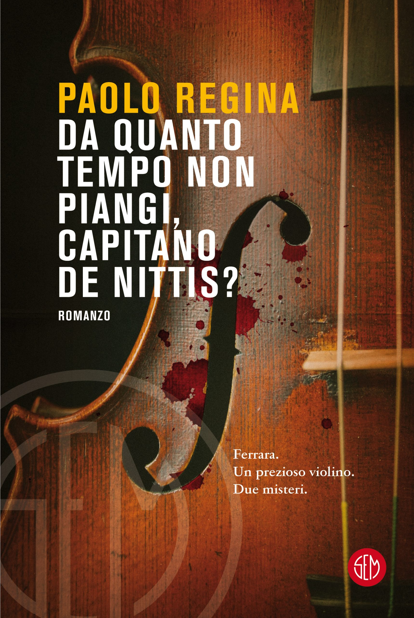 Da quanto tempo non piangi, capitano De Nittis?